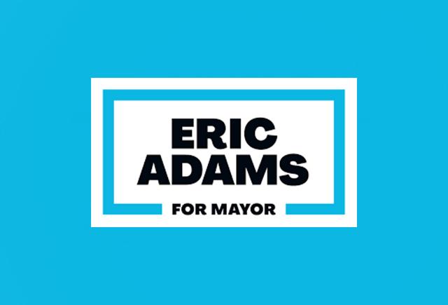 PEF endorses Eric Adams for New York City mayor