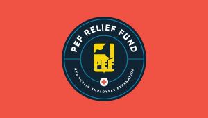 PEF Relief Fund set to help downstate members impacted by Ida