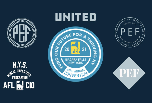 """PEF Convention 2021 Opening Video: """"Fund Our Future for a Thriving New York"""""""